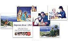 100 TSA Christmas Promise Leaflets