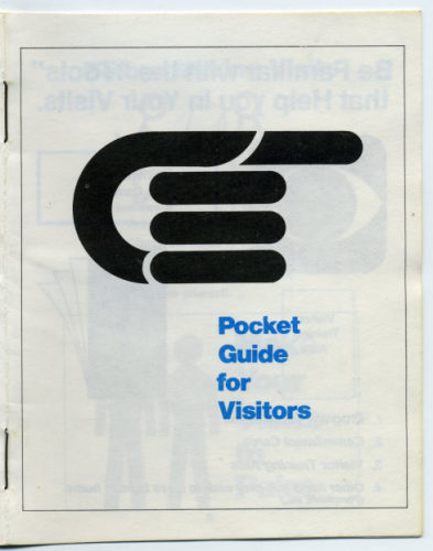 Pocket Guide fo  Church Commitment Visitation (Pkg of 9)