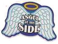 Angel at My Side Magnets
