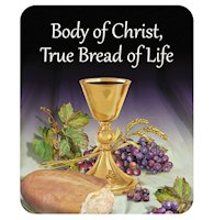 Body of Christ First Communion Magnets Set of 2