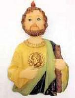 Saint Jude  Thaddeus Magnet