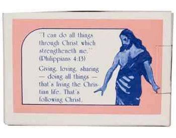 My Lenten Offering Box  Do All Things