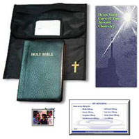 New Convert Bible Kit
