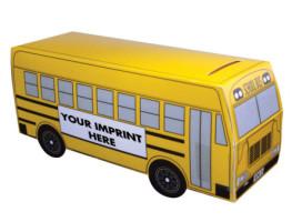 Large Customizeable Bus Savings Bank