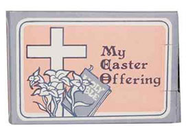 My Easter Offering Box Bank (Pkg of 50)
