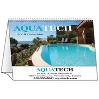 2018 Customizable Desktop Tent Calendars