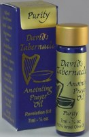 David's Tabernacle 1/4 oz Anointing Oils