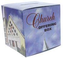 City Church Offering Donation Box (Pkg of 50)