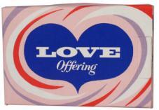 Love Offering Box (Pkg of 50)