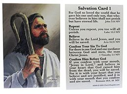 Four Things God Wants You to Know Witness Cards