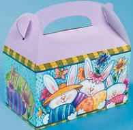 Easter goody boxes