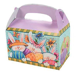 Treat Boxes With Handles Equate Brands