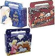 Christmas treat goody boxes