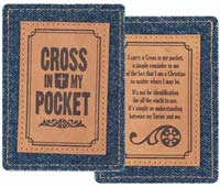 Denim CROSS In My Pocket
