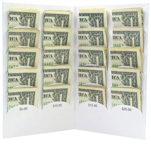 Blank Bill Folder