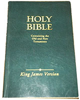 King James Bibles