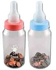 Baby Bottle Bank Minimum 100 Pieces
