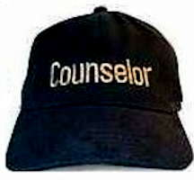 Counselor Baseball Cap