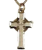 Pewter Celtic Cross Pendant