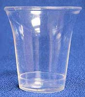 Communion Cups Disposable Tube of 100