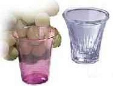Glass Communion Cup   1-1/2 Reuseable Pkg 20