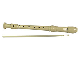 Recorder Music Instrument Plastic