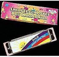 Plastic Harmonica Youth  3 inch (12)