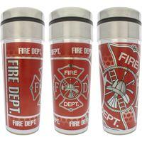 Firefighter Stainless Steel Travel Mug 22 Oz