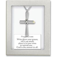 Secret Prayer Pendant