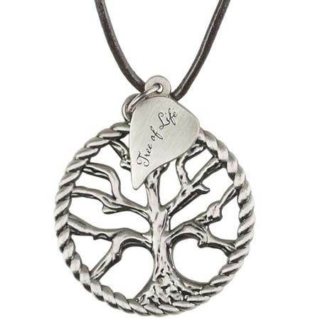 Tree of Life Bracelet - Antique Silver
