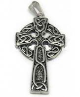 Celtic Cross Pendant Stainless Steel