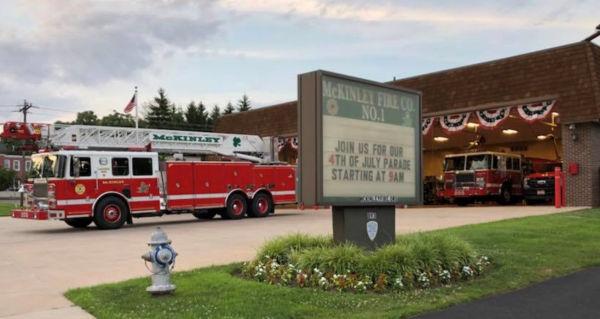 Fire Department Brotherhood Recruitment Outdoor Banner