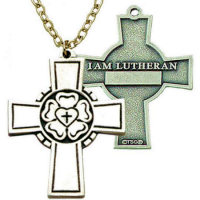 Lutheran Confirmation Cross