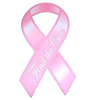 Pink Magnetic Ribbon