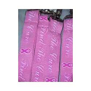 Breast Cancer Find the Cure Lanyard