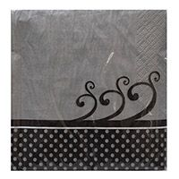 Chic Wedding Napkins (Pkg of 16)