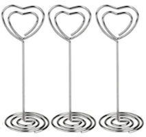 Wedding Table Sign Holders Set of 5