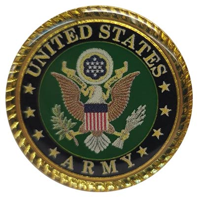 United States Army Seal Pin