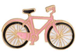 Bicycle Lapel Pin - Ride Bike