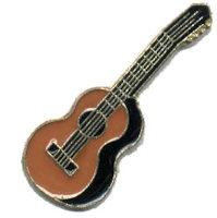 Guitar Lapel Pins