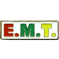 Emergency Medical Tech Lapel Pin