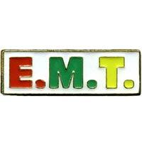 Emergency Medical Tech Lapel Pin