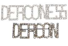 Church Deaconess, Deacon Rhinestone Pins