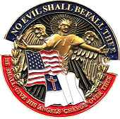 No Evil Shall Befall Thee Pin