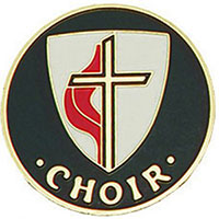 United Methodist Choir Pin