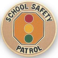 School Safety Patrol Pin