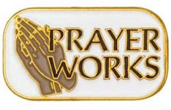 pray works pin