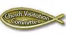 Church Visitation Committee Lapel Pin