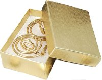 Gold Foil Large Pin Gift Boxes