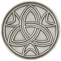Christian Trinity Lapel Pin